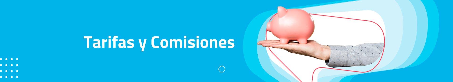Banner Tarifas y Comisiones